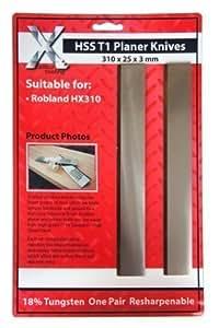 Cuchillas De Máquina Cepilladora Para Robland HX310