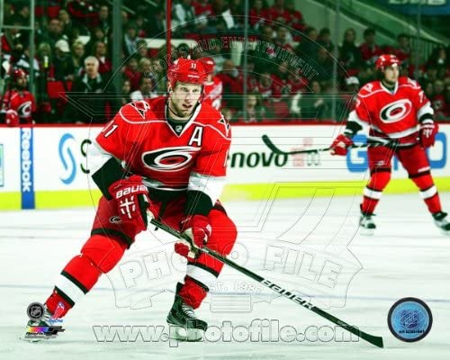 NHL Jordan Staal Carolina Hurricanes 2013 Action Photo 8x10#1