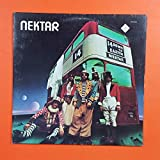 NEKTAR Down To Earth PPSD 98005 LP Vinyl VG++ Cover VG+ GF