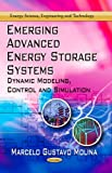 Emerging Advanced Energy Storage Systems, Marcelo Gustavo Molina, 1613243928
