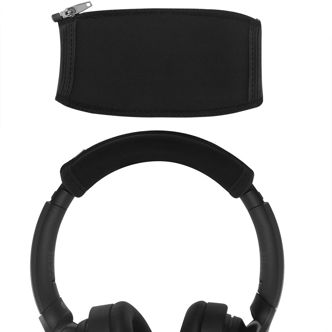Geekria Headband Cover Compatible with Sony WH1000XM4, WH1000XM3, WH1000XM2, XB950B1, XB950N1, MDRXB950BT, MDRXB650BT, MDR1000X Headphones/Headband Protector/Easy Installation