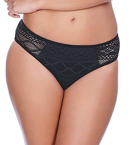 Freya Sundance Bikini Bottom, M, - Bottom Crochet Bikini