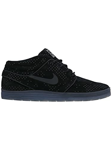 huge discount 124fd 1e2d1 Image Unavailable. Image not available for. Color  Nike Lunar Stefan Janoski  Mid Flash ...
