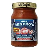 Mrs. Renfro's Ghost Pepper Salsa, 6-Count