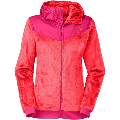 The Northface W Oso Hoodie Rabutan Pink Medium