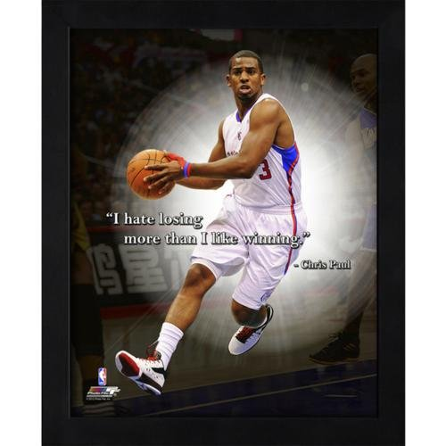 - Chris Paul Los Angeles Clippers Framed 11x14