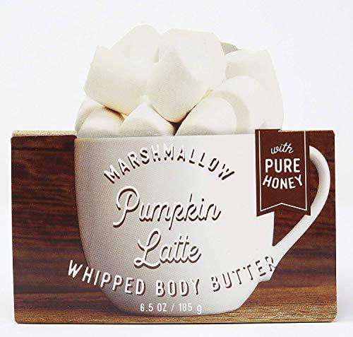 Bath & Body Works MARSHMALLOW PUMPKIN LATTE Whipped Body Butter