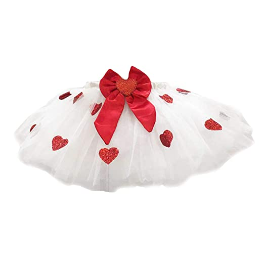 Falda de ballet para niñas, niños de colores 3 – 8T: Amazon.es: Hogar