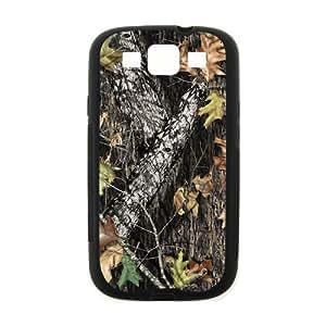 Custom Unique Design Camo Samsung Galaxy S3 Silicone Case