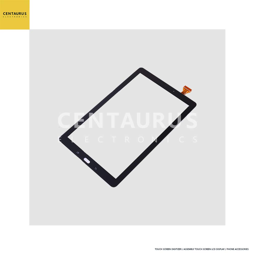 CENTAURUS Replacement for Samsung P580, Front Touch Screen Digitizer Glass Part Compatible with Samsung Galaxy Tab A 10.1 2016 SM-P580 P580N / SM-P585 P585M P585Y P585N P585N0 (NO LCD)