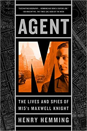 Amazon.it: Agent M: The Lives and Spies of MI5's Maxwell