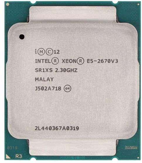 Intel SR1XS XEON E5-2670 V3 2.3GHZ 30MB 12CORE