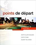 Points de départ Plus MyFrenchLab with Pearson EText Multi Semester -- Access Card Package, Mary Ellen Scullen and Cathy Pons, 0205990274