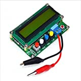 AEEDAIRY LC100-A Digital LCD High Precision Inductance Capacitance L/C Meter capacitor Test Instruments FZ0610