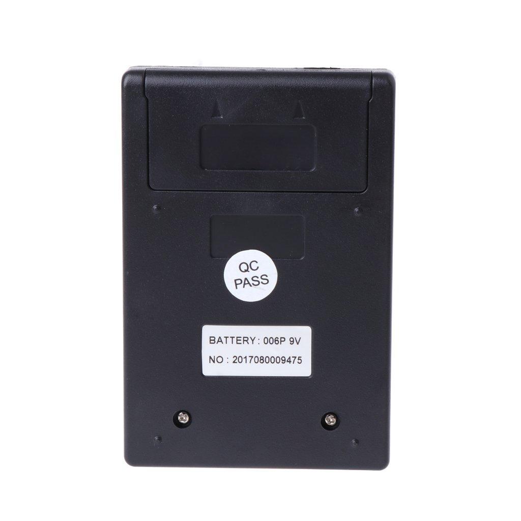 Qiman TM-902C K - Termómetro digital LCD (50 °C a 1300 °C, con sensor termoparador): Amazon.es: Bricolaje y herramientas