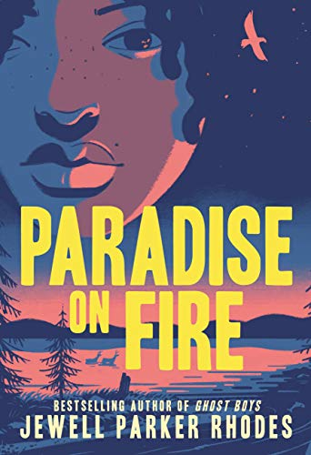 Book Cover: Paradise on Fire