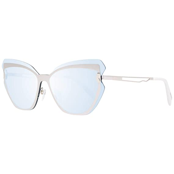 Just Cavalli JC833S 84X 00 Gafas de Sol, Turquesa (Azzurro ...