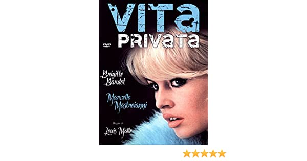 Amazon.com: Vita Privata: brigitte bardot, marcello mastroianni, louis malle: Movies & TV