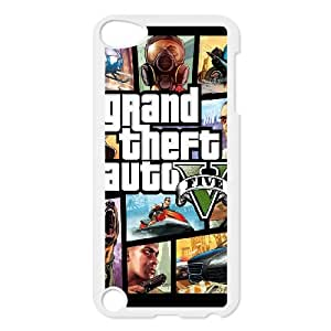 Ipod Touch 5 Phone Case Grand Theft Auto Nq3700