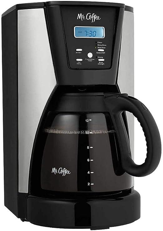 Amazon.com: El Sr. Café 12-cup Cafetera eléctrica ...