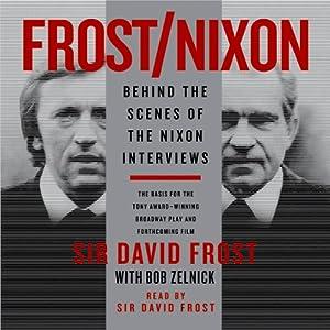 Frost/Nixon Hörbuch