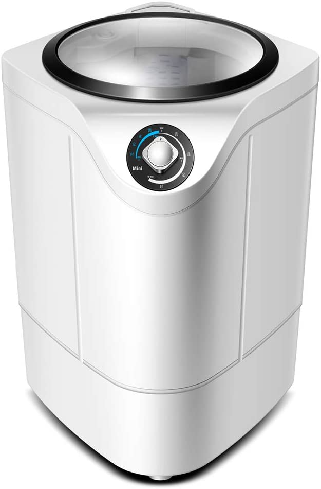 Mini Portable Washing Machine for Compact Laundry, 9 Pound Capacity,with Timer Control Perfect for Apartments, RVs and Small Space Living