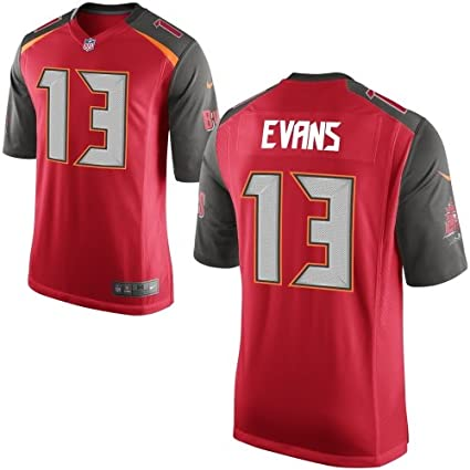 brand new ba40a 0b041 Amazon.com : NIKE Mike Evans Tampa Bay Buccaneers Game ...