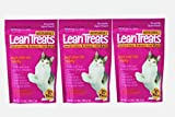 Butler Lean Treats Nutritional Rewards for Cats (3 Pack), 3.5 oz