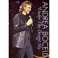 Andrea Bocelli: Under The Desert Sky - Live In Las Vegas [DVD] [NTSC]