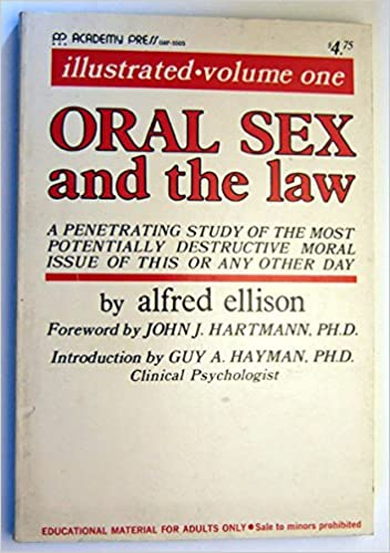 Moral issue oral sex