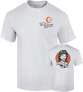 Camiseta Hombre Oficial CAMARON DE LA Isla Tradicional Luna Tatuaje Algodon 190grs: Amazon.es: Ropa y accesorios