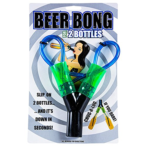 how to make bottle beer bong