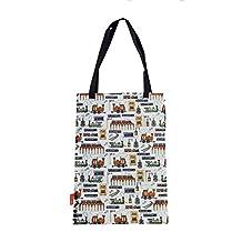 Selina-Jayne Steam Trains Limited Edition Designer Tote Bag