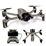 MightySkins Skin for Parrot Anafi Drone – Kanati   Protective, Durable, and Unique Vinyl Decal wrap Cover   Easy to Apply, Remove, and Change Styles   Made in The USA Review