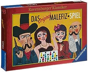 Ravensburger 26361 - Klassiker Das Original Malefiz-Spiel