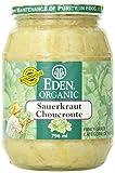 Eden Foods Organic Sauerkraut-Sauerkraut, 796Ml