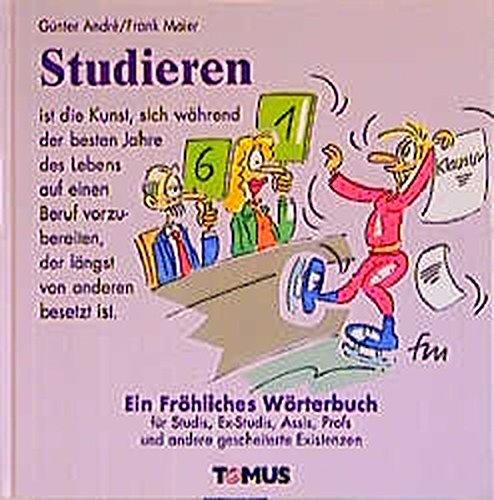 Studieren (Tomus - Die fröhlichen Wörterbücher)
