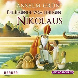Die Legende vom Heiligen Nikolaus Hörbuch