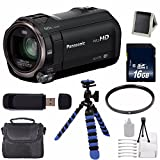 Panasonic HC-V770K Full HD Camcorder Bundle 1