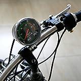 FidgetFidget Speedometer Modern Bicycle Outdoor Waterproof Odometer Motorized Bike
