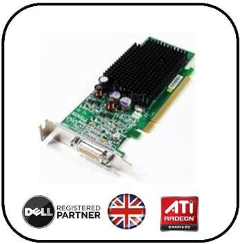 Half Height X600 SE Graphic Card for HP dc7100 SFF PC ATI RADEON Low Profile