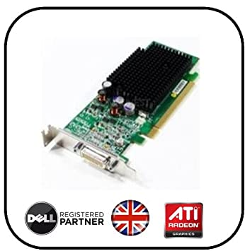 ATI Radeon X600 SE de Perfil bajo (Media Altura) Tarjeta ...