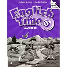 English Time: 4 Workbook with Online Practice