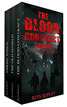The Blood Contract Trilogy by [Ripley, Ron]