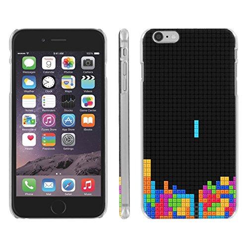 Mobiflare, Slim Clip-on Phone Case, for [iPhone 6 PLUS 6S PLUS [5.5-inch]] – Tetris