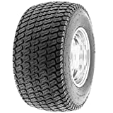 SunF R001 Golf Cart/Lawn Mower/Garden Tractor/UTV Turf Tire 22x10-14, 6 PR, Tubeless