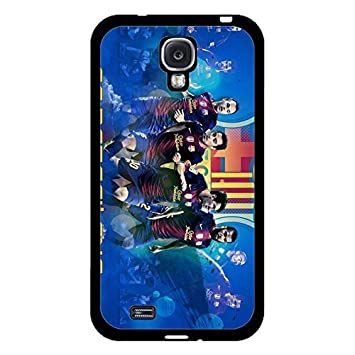 Samsung Galaxy S4 I9500 Case FC Barcelona Cool Running Man ...