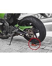 GrandPitstop Motorfiets Wheel Cleaning Roller standaard voor het reinigen van banden & ketting smering - GRoller Wheel Spinner Stand Medium (Bikes < 485lb dry wt & Tyre width <180 mm) ORANJE