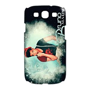 Custom Bruno Mars Hard Back Cover Case for Samsung Galaxy S3 CL133 by ruishername