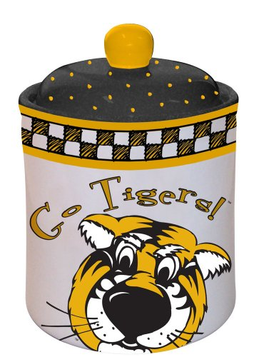 NCAA Missouri Gameday Cookie Jar
